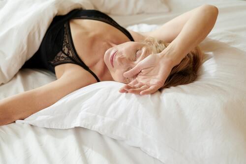 camerra da letto insonnia